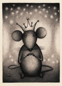 The mouse king by Bombadile on deviantart.comile